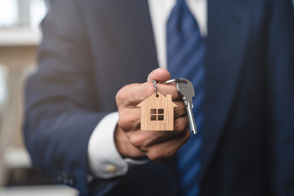 Haus verkaufen mit dem Immobilienmakler
